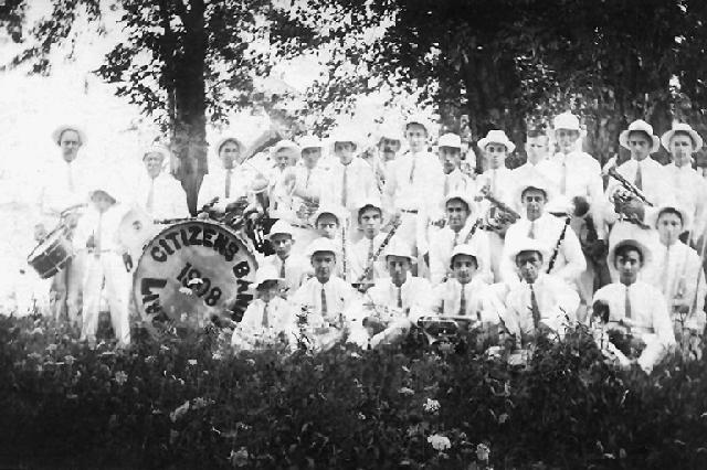 Citizens Band 1908